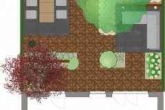 2D-bovenaanzicht-tuinontwerp-3D-nijmegen